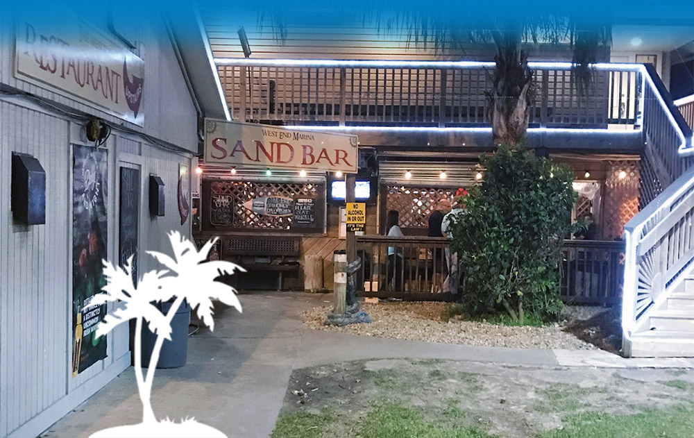Sandbar Grille Galveston, Texas